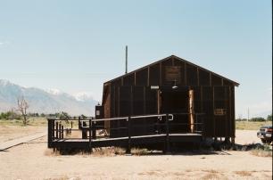 35mm Canon AE-1 • Kodak Portra 400 • Alabama Hills, CA