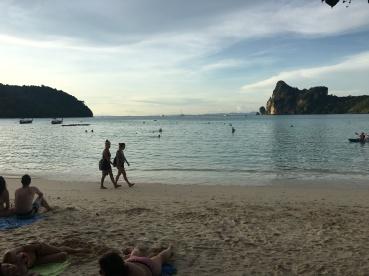 beach-on-koh-phi-phi