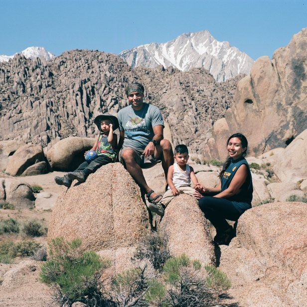 120mm RB67 ProS • Portra 160 • Alabama HIlls, CA