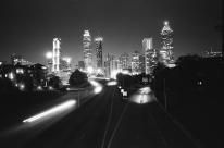 35mm Olympus XA2 • B&W Rollei 400 • Atlanta, GA