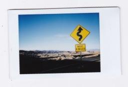 Instax NeoClassic Mini90 • Fuji Instax • Valley of Fire, NV