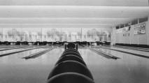 35mm Nikon FE2 • ILFORD B&W 3200 @ 1600 • Los Angeles, CA