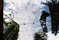 35mm Nikon FE2 • Fuji Natura 1600 • Boulder Creek, CA