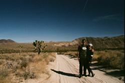 35mm / Nikon FE2 • FujiFilm Superia 1600 • Joshua Tree, CA