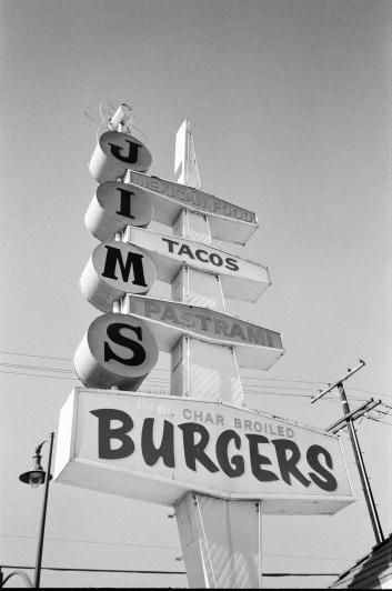 35mm/NikonL35AF • KodakTriMax400 • Boyle Heights, CA