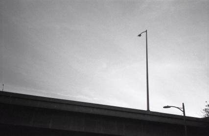 35mm/NikonL35AF • KodakTriMax400 • Hollywood, CA