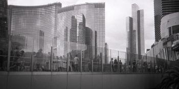 Nikon L35AF • Ilford HP5 400 • Las Vegas, NV