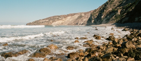 Nikon FE2 / Kodak Portra 400 / Santa Cruz Island, CA